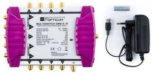 Multiswitch OMS 5/8p Opticum