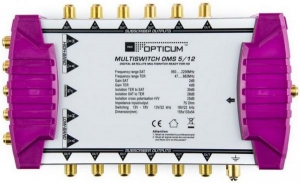 Multiswitch OMS 5/12 Opticum