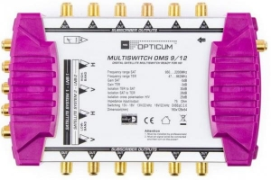 Multiswitch OMS 9/12p Opticum