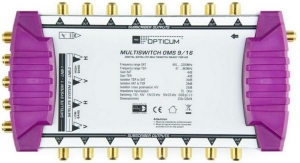Multiswitch OMS 9/16p Opticum